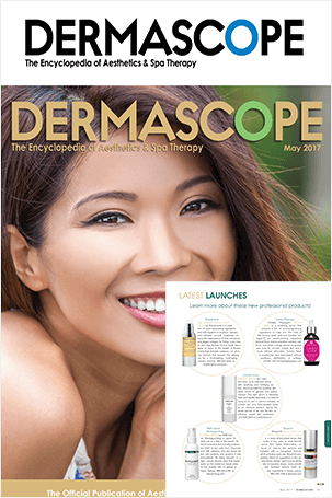Press Clipping - Derma Scope Magazine