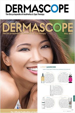 Press Clipping - Derma Scope Magazine