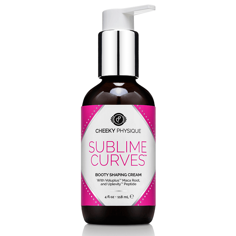 Sublime Curves Booty Shaping Cream