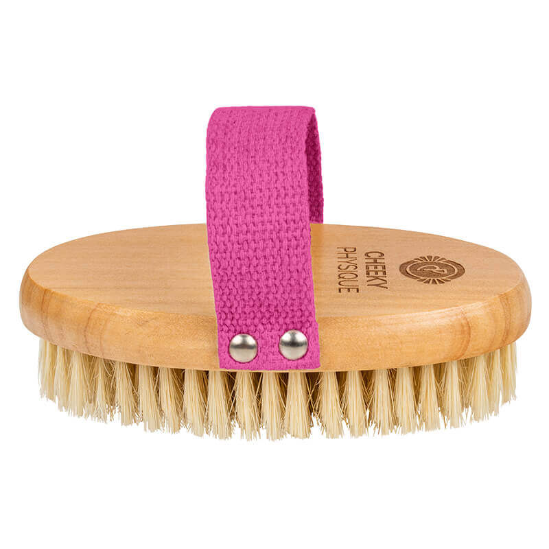 Tone & Glow Body Brush side view